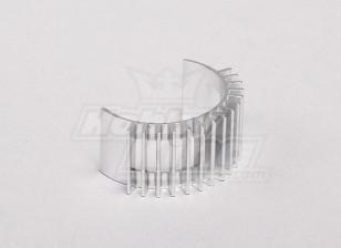 Сплав Мотор теплоотвод для 28мм Motor