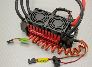 Turnigy Trackstar 1 / 5th Шкала Sensorless 200amp 8s Opto автомобиля ESC