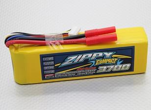 ZIPPY Компактный 3700mAh 5S 25C Lipo обновления
