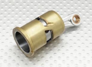 Trackstar SEG 21 гоночный двигатель - Замена гильзы цилиндра / поршня / шатуна Set