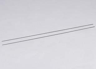 Metal толкателей M2xL550 (2 шт / комплект)