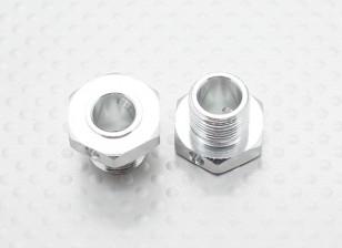 Ступица колеса (2шт) - A2038 и A3015