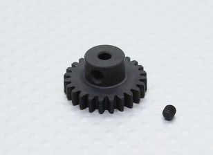 24T / 3.17mm 32 Pitch закаленная сталь шестерней