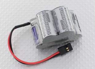 Turnigy приемник Горб обновления 2 / 3A 1500mAh 6.0V NiMH высокого питания серии