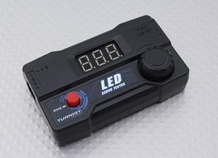 Turnigy LED Servo Тестер для 4 сервопривода