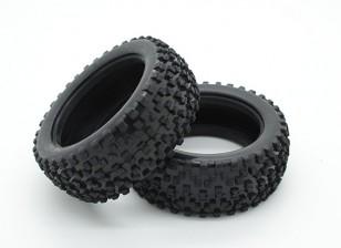 Токсичные Nitro - Передние шины
