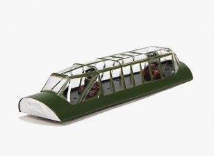 Durafly ™ Messerschmitt Bf.110 - Замена Canopy