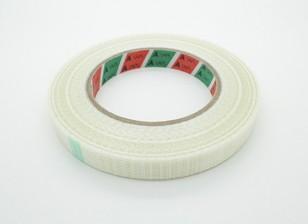 Высокая прочность Chequered волокна лента 15 мм х 50 м