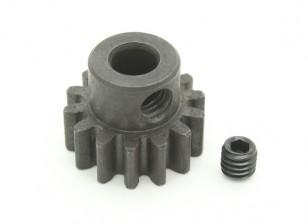 14T / 5мм M1 закаленная сталь шестерней (1шт)