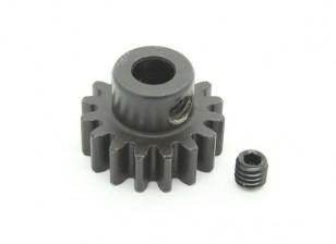 16T / 5мм M1 закаленная сталь шестерней (1шт)