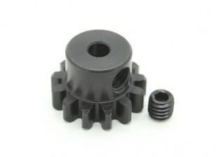 13T / 3.175mm M1 закаленная сталь шестерней (1шт)