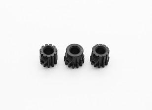 Закаленный стальной шестерней Комплект 32P To Fit 5мм вал (11/12 / 13T)