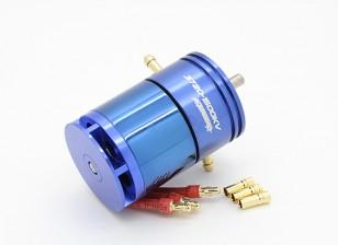Turnigy АкваСтар 3720-1500KV с водяным охлаждением Безщеточный скороход двигатель