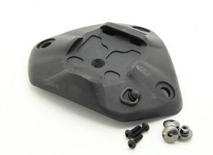 FMA Шлем Пластиковый НЗТ Универсальный Плащаница (черный)