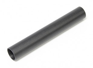 30 х 27 х 200 мм из углеродного волокна пробки (3K) Гладкая отделка Matt