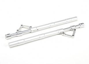 Литые прямые Oleo Struts с Продольный Link 205мм ~ 12,7 мм (2 шт)