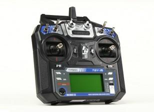 Turnigy TGY-i6 AFHDS передатчик и приемник 6CH (режим 1)