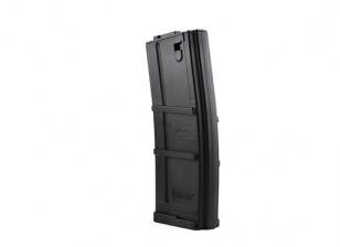 King Arms 135rounds журналы SIG556 стиль для M4 AEG (черный)