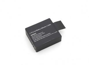 Запасного аккумулятора - Turnigy ActionCam 1080P Full HD видеокамеры