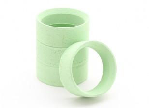 Развертки SMI-H Mini Mold шин Вставки зеленый - жесткая (4шт)