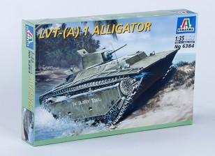 Italeri 1/35 Scale LVT - (A) 1 Аллигатор Plastic Model Kit