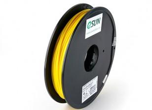 Esun 3D Волокно Принтер Желтый 3мм PLA 0.5KG золотника