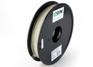 Esun 3D Волокно Принтер Природные 3мм PLA 0.5KG золотника