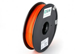 Esun 3D принтер Волокно Оранжевый 1.75mm ABS 0.5KG золотника
