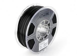 Esun 3D Волокно Принтер черный 3мм PLA 1KG Ролл