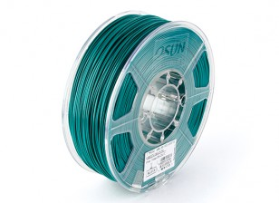 Esun 3D Волокно Принтер Зеленый 1.75mm ABS 1KG Ролл