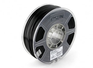 Esun 3D Волокно Принтер Black 3 мм ABS 1KG Ролл
