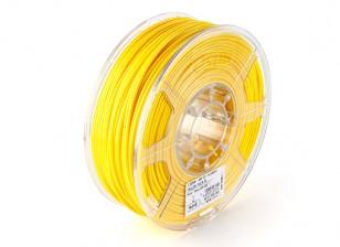 Esun 3D Волокно принтер Желтый 3 мм ABS 1KG Ролл