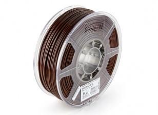 Esun 3D Волокно Принтер Браун 3мм ABS 1KG Ролл