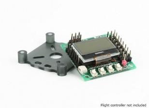 Мини контроллер Flight Монтажная база 30,5 Naze32, KK Mini, CC3D, мини-APM (30,5, 36мм)