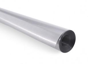 Покрывающей пленки Яркий Серебро (5mtr) 406