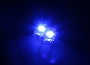 Turnigy Super Bright 2 х Blue Добавить на светодиодные Set