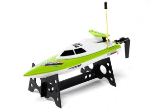 FT008 Высокоскоростной мини RC лодка - зеленый (РТР)