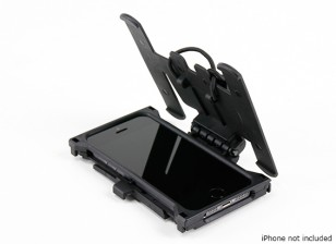 FMA Mobile случае с платформой MOLLE для iPhone 5 / 5S (черный)