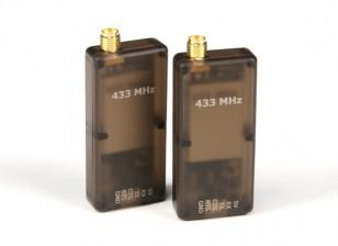 HKPilot 500mW трансиверов Телеметрия Radio Set V2 (433Mhz)