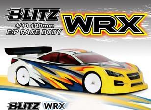 БЛИЦ WRX Race Body (190мм) (0,8мм) EFRA 4028