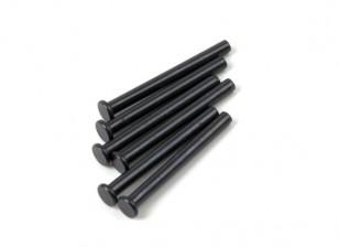 BSR Beserker 1/8 Truggy - Shock Нижние Pin (6шт) 950331