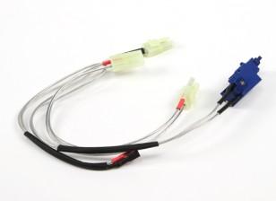 Элемент PW0206 большой емкости Переключатель для Ассамблеи Ver.3 коробки передач (сзади)