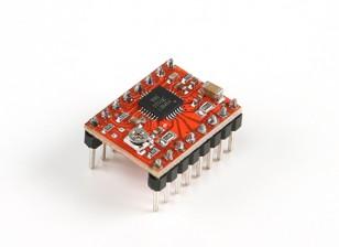 Модуль Драйвер A4988 шагового двигателя для 3D-принтеров