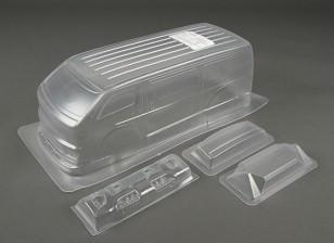 1:10 HIACE Clear Body Shell