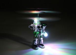 RC летающий робот с передатчиком и USB для зарядки свинца