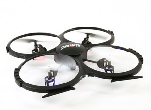 UDI-RC RU818A Quadcopter с HD камерой
