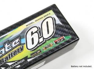 Trackstar Декоративные Крышка батарейного отсека Панели для стандартной 2S Hardcase Прозрачность углерода Pattern (1шт)
