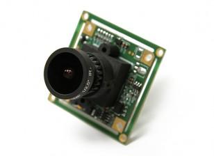 SONY QUANUM 700TVL 1/3 2.1mm объектив камеры (PAL)