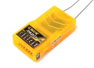 OrangeRx R620X V2 6Ch 2,4 DSM2 / DSMX Комп Полный диапазон Rx ж / Сб, Div Ant, F / Safe & CPPM