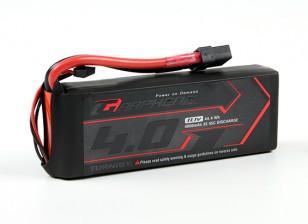 Turnigy 4000mAh 3S Графен 45C Lipo Аккумулятор ж / XT90